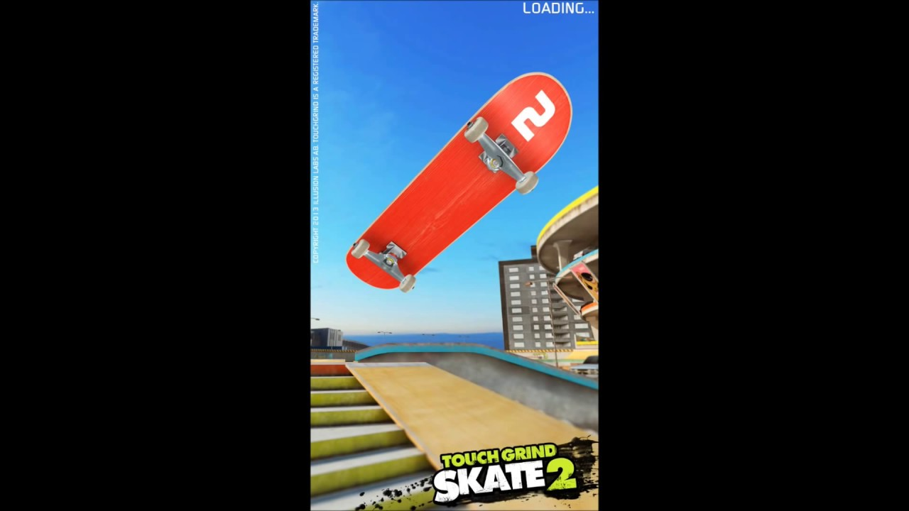 Touchgrind Skate 2: GLITCHES AND TRICKS - YouTube