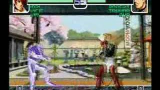 King of Fighters 2002 & 2003 (PlayStation 2, Xbox) Trailer