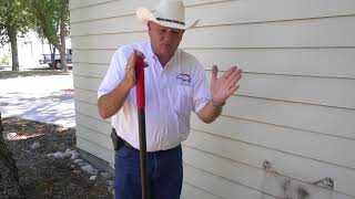 DIY Foundation Watering System  - Texas Home Improvement