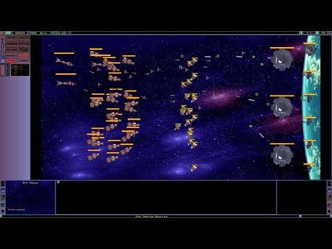 Open Imperium Galactica 1  Remake Tour HD  Part 22