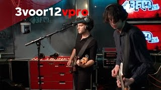 Tubelight - Straight Into The Sun Live bij 3voor12 Radio