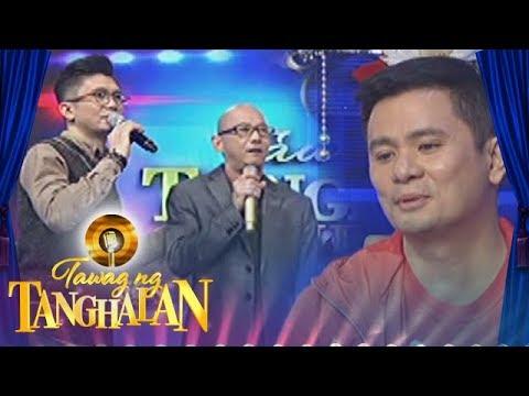 Tawag ng Tanghalan: Hurado Ogie Alcasid gets emotional
