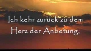 Herz der Anbetung (Heart of worship)