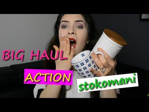 BIG HAUL/ NOUVEAU MAGASIN ACTION STOCKOMANI MARSEILLE / DECO / CUISINE / RANDOM