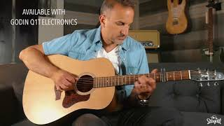 Our Most Popular Acoustic Guitar - The Seagull S6 Original