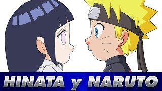 Speed drawing HINATA y NARUTO | How to draw