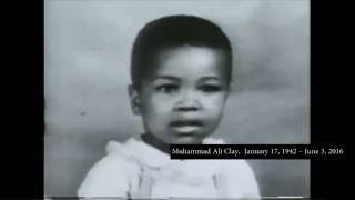 Muhammad Ali Clay-Dance with Me by Ramin Barzegar