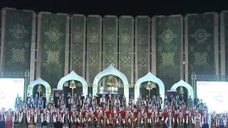 В Краснодаре открыли крупнейший в Европе фонтан.flv(, 2011-09-30T13:39:38.000Z)
