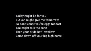 Damian Marley - Nail Pon Cross [Lyrics]