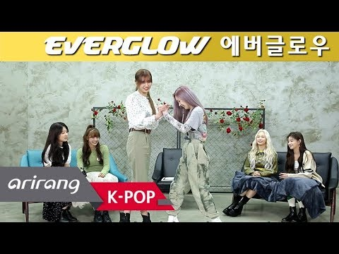 Pops in Seoul Ready? All light EVERGLOW에버글로우 Members&39; Self-Introduction