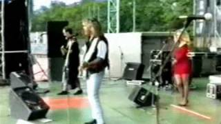 Blue System Gangster Love Live In Kaunas 1990