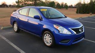 Nissan Versa Sedan 2015 Videos