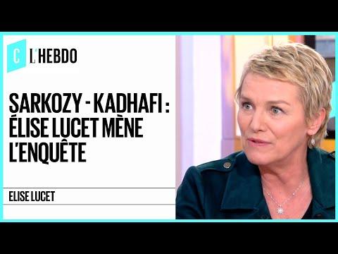 """Sarkozy-Kadhafi : Elise Lucet a mené l'enquête pour """"Cash Investigation"""" - C l'hebdo - 19/05/2018"""