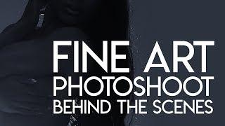 Baixar Fine Art Photoshoot BTS   Eri Anton   Lighting