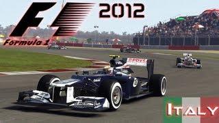 F1 2012 - Xbox 360 Gameplay HD - Fernando Alonso in Monza/ Italy