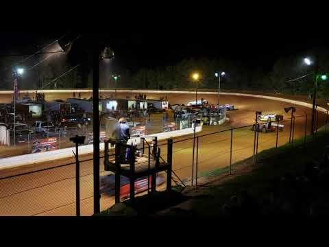 604 crate main at Laurens Speedway 8/11/18