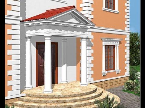 Утепление фасада частного жилого дома
