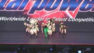 Scream and Shout - Dance Precisions