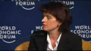 Davos Annual Meeting 2007 - Frozen Trade Talks and the Need for Progress