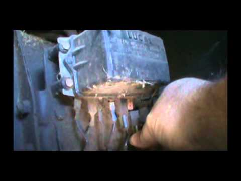 Tractor\u0027s generator not charging? Try this - YouTube