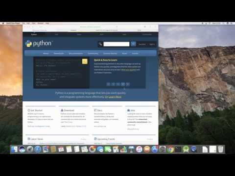 Python Web Development - 1 - Introduction