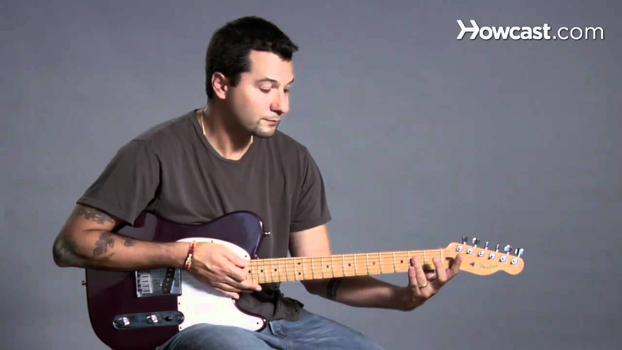 How To Play A G Major Barre Chord Guitar Lessons Youtube