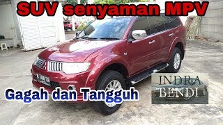 Review Mobil Bekas, Mitsubishi Pajero Sport Exceed limited th 2013