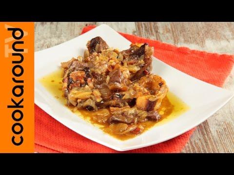 Ossobuco con cipolla tutorial ricetta youtube for Cucinare ossobuco