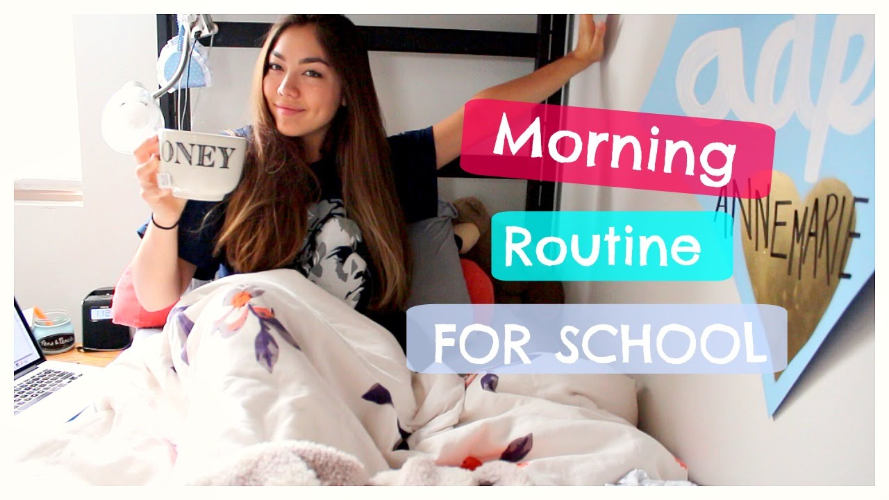 Image result for anne marie chase morning routine