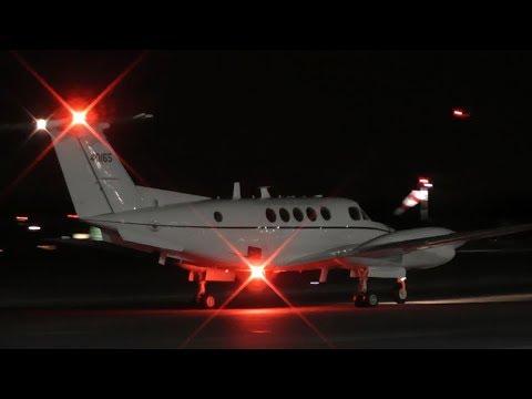 2019.02.08 / 84-0165 / Beech C-12 Huron / EPPO / POZ /  US Army