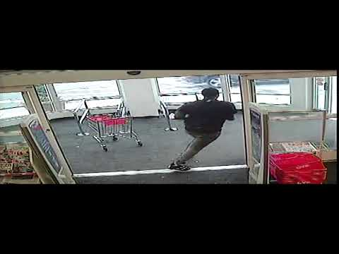 Person of Interest in Theft II,  2300 block of Washington Place, NE, on May 25, 2017