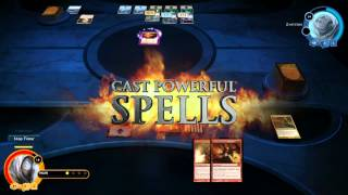 Magic 2014—Duels of the Planeswalkers Gameplay Trailer - English for the UK Market