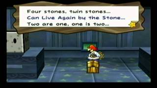 Paper Mario: The Thousand-Year Door Walkthrough Part 75: Keys And Sirens