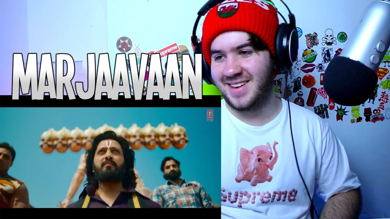 Foreigner reacts to Marjaavaan - Marjaavaan reaction