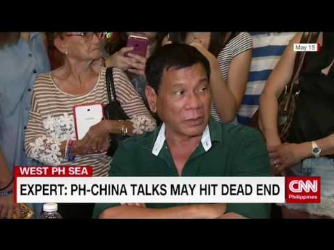 Expert  PH China talks may hit dead end