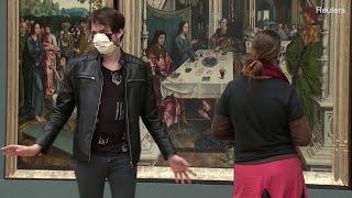 Искусство во время чумы. Как выжить творческим индустриям в пандемию?
