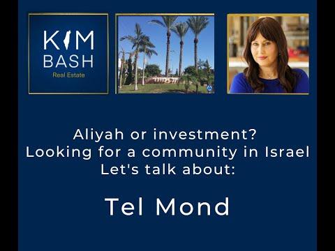 Kim Bash Real Estate   Lets Talk About Tel Mond.