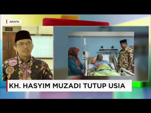 KH Hasyim Muzadi Berwasiat Ingin Dimakamkan di Al Hikam Depok