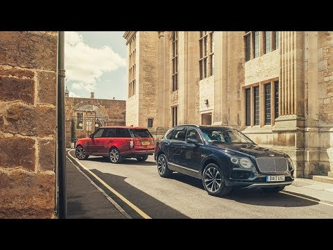 Range Rover Sport vs Bentley Bentayga