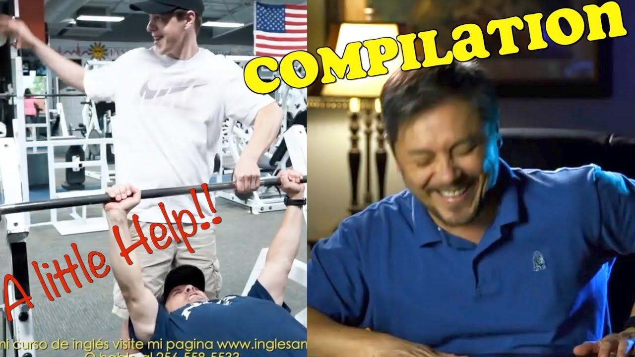Momentos más graciosos de Inglés Americano 101 Compilation!