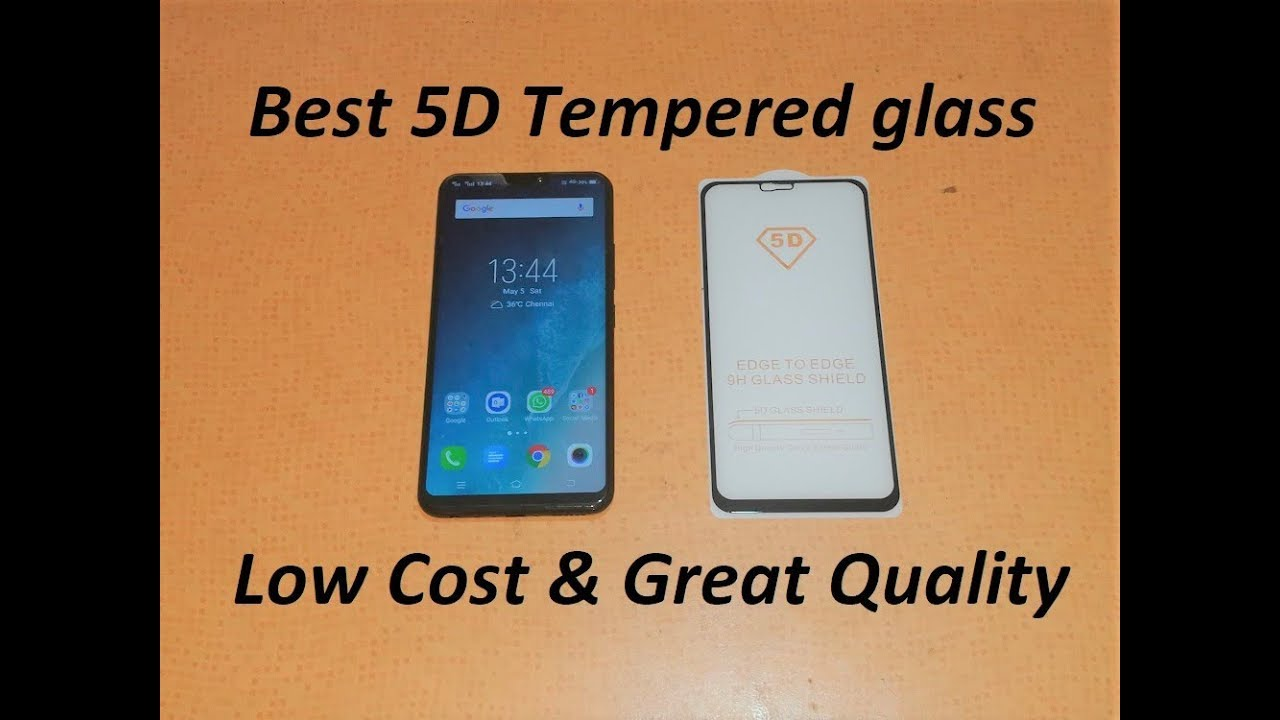 Perfect 5d Tempered Glass For Vivo V9 Low Cost Great Protection K Box Anti Gores Xiaomi Redmi Note 3 Clear