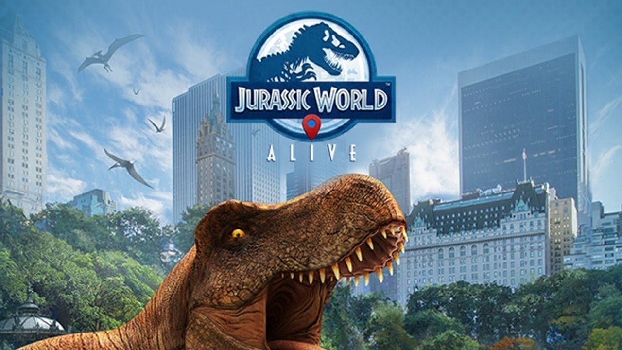 Jurassic World Alive Arena 5 Wasteland Ranked