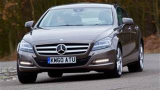 Mercedes-Benz CLS 90sec video review by autocar.co.uk