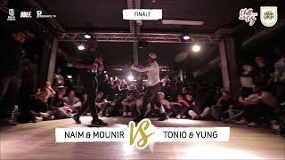Mounir & Naim vs Yung & Tonio - Finał 2vs2 na Chill in the City 2018