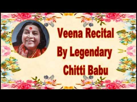 Veena Recital by Legendary Chitti babu Mp3