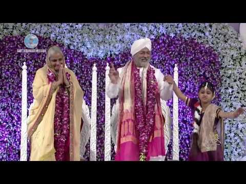 Baba Ji Dance with All Sants | Sant Nirankari Mission