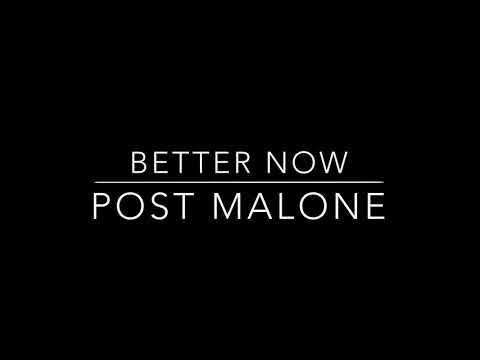 Post Malone - Better Now [Mp3 Download]