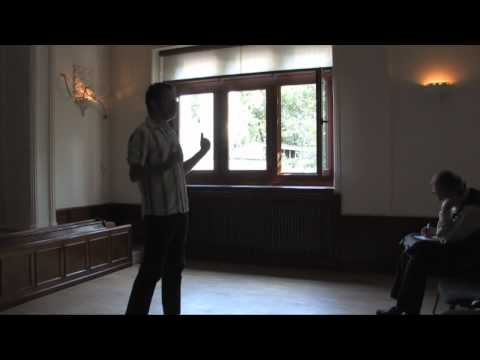 SACR 2011 - Daniel Miller - Why blue jeans?