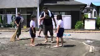 2012年8月3日 御門区 十王堂お祭り 子供相撲 その4