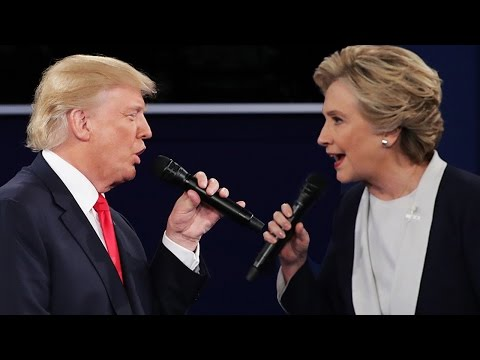 5 RIDICULOUS Moments From 2nd Presidential Debate: Hillary Clinton Vs. Donald Trump